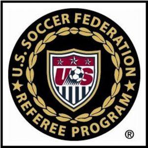 USSF Referee Badge